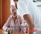Taboo Story. He blackmailed his dad in order to fuck stepmom from sexmex com