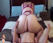 Big Ass MILF POV, Blowjob and Doggy style with Cumshot - Married woman with big ass seduced Horny Man. from 3gp ভিডিও বাংলা দুধ টিপে বের করা