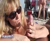Naomi et Nico sur la plage du cap d'agde from naomi kvetinas nude rudiangirlsexvideos