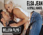 Bellesa - Small tit blonde Elsa Jean has a breakin fantasy from ewsa