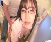 JAV star Eimi Fukada real Japanese dentist office risky sex from doctor nurse sex www desi ap